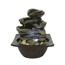 V-GARDEN Pokojová fontána KAMENY