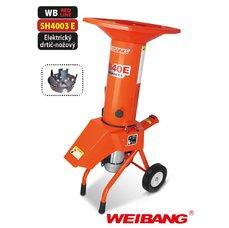 Weibang WB SH 4003E drtič dřeva