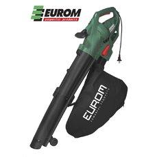 Elektrický vysavač/foukač Eurom EBR 3000 SS