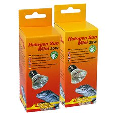 Lucky Reptile Halogen Sun Mini 50W Double Pack