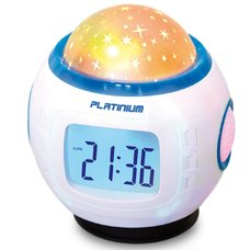 Platinium Relaxační budík s noční oblohou NO10 samostatně