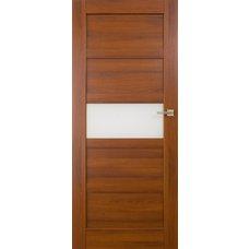 Interiérové dveře BRAGA kombinované bezfalcové, model A