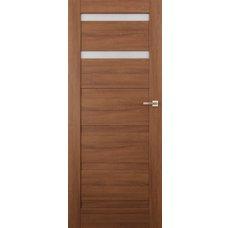 Interiérové dveře EVORA kombinované, model 2 - Bezfalcové dveře