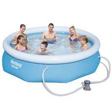 Bazén Fast Set 305 x 76 cm s kartušovou filtrací Bestway