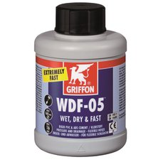 Lepidlo PVC GRIFFON WDF-05 rychloschnoucí - 500 ml