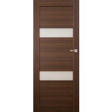 Interiérové dveře SANTIAGO kombinované bezfalcové, model 2