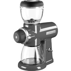 5KCG0702EMS KitchenAid Mlýnek na kávu šedá