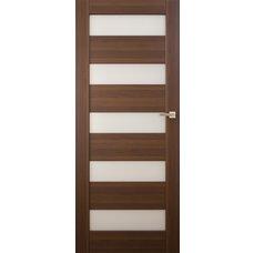 Interiérové dveře SANTIAGO kombinované bezfalcové, model 7