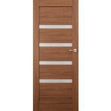 Interiérové dveře EVORA kombinované bezfalcové, model 4