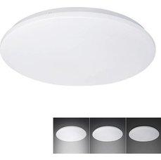 Solight LED stropní světlo, 3-stupňové stmívání, , 32W, 2240lm, 4000K, kulaté, 38cm