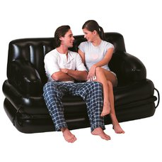Air Couch Double MULTI 5v1 s kompresorem 188 x 152 x 64 cm 75056