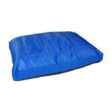 chladící pelíšek, modrý, 80x50x18cm