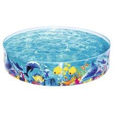 55030B dětský bazén Nemo 183 x 38 cm