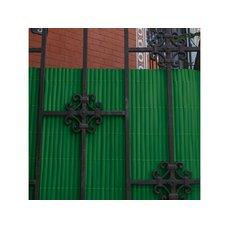 Umělý rákos RIO 1,8 m x 5 m - zelená barva