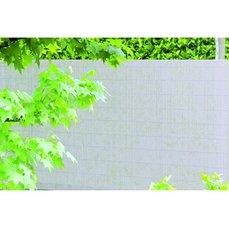 Umělý rákos COLORADO 1,5m x 5m, bílá barva
