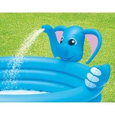 53048 Dětský bazén Slůně 152 x 74 cm