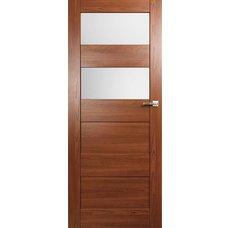 Interiérové dveře NOVO kombinované, model 3