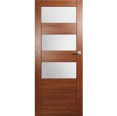 Interiérové dveře NOVO kombinované, model 4