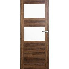 Interiérové dveře TEO kombinované, model 4