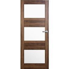 Interiérové dveře TEO prosklené, model 5