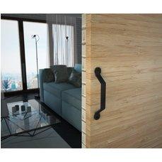 Kovové madlo ke dveřím z kolekce Design line