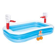 Dětský bazén BESTWAY  basketball 254 x 168 x 102 cm