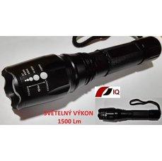 LED dobíjecí PROFI - outdoor svítilna IQ-1500Lm