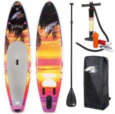 """Nafukovací paddleboard F2 Sunset 11""""5""""x32""""x6"""