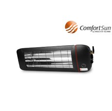 Knoch Infrarot-Technik Infrazářič ComfortSun25 2000W nano-antracit Bluetooth