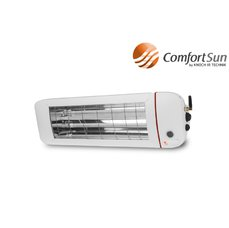 Knoch Infrarot-Technik Infrazářič ComfortSun25 2000W bílý Bluetooth