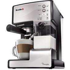 Kávovar Breville Prima Latte stříbrný VCF045X