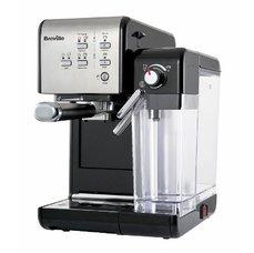 Kávovar Breville Prima Latte II 19 bar stříbrný VCF108X