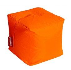 BeanBag Sedací vak cube fluo orange