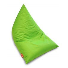 BeanBag Sedací vak Triangle Light green