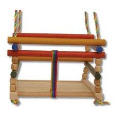 Dřevěná houpačka pro děti Emil