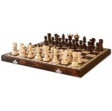 ImportWorld Šachy dřevěné Chris