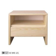 ImportWorld Noční stolek Mercy masiv v55 x š42 x h35 cm