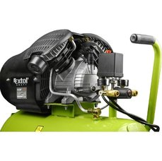 Kompresor olejový, 2200W, 50l, EXTOL CRAFT, 418211