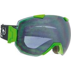 Trans Monster 3 snowboardové brýle green-raw