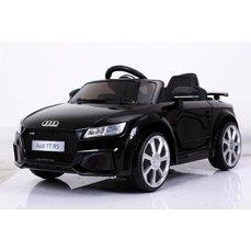 Eljet Audi RS TT černé dětské elektrické auto