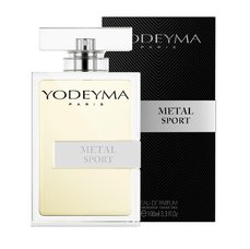 Yodeyma pánský parfém 100 ml METAL SPORT