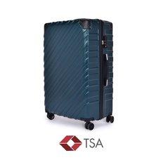Dedra TSA kufr velký, PETROLEJ, 46 x 29 x 75 cm