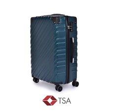 Dedra TSA kufr střední, PETROLEJ, 41 x 25 x 65 cm