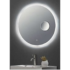 Immax Anello 08229L zrcadlo s LED podsvícením, stmívatelné, lupa, 60cm