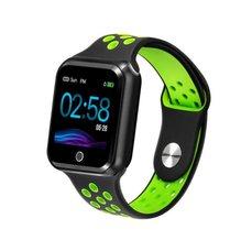IMMAX SW10 chytré hodinky černé 09014