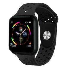 IMMAX SW13 chytré hodinky black