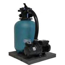 BAZENY-OBCHOD Aqua Nox 450 50 12 M Písková filtrace