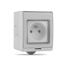 Immax NEO LITE Smart Venkovní zásuvka IP66, WiFi 07708L