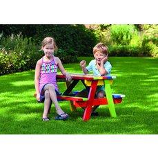 Dětský piknikový stoleček