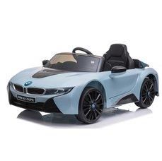 Dětské elektrické auto BMW i8 světle modrá